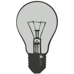 House hold things   lightbulb 2 Thumbnail