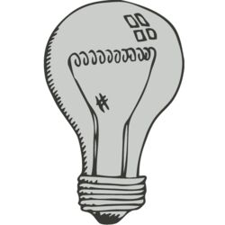 House hold things   lightbulb Thumbnail