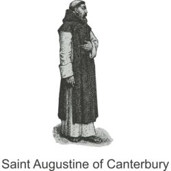 Saint Augustine of Canterbury Thumbnail
