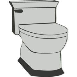 House hold things   toilet Thumbnail
