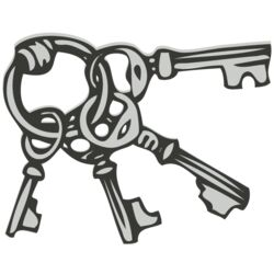 House hold things   keys Thumbnail
