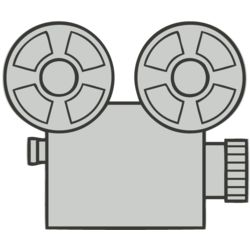 House hold things   movie projector Thumbnail