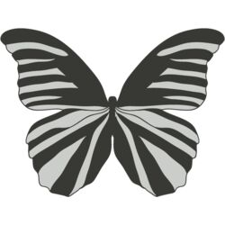 Girly Realistic Butterflies 6 Thumbnail