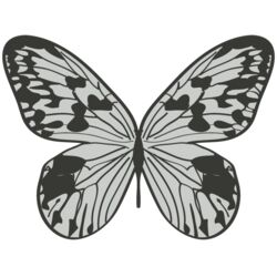 Girly Realistic Butterflies 11 Thumbnail
