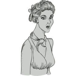 50s Advertise Female 1 Thumbnail