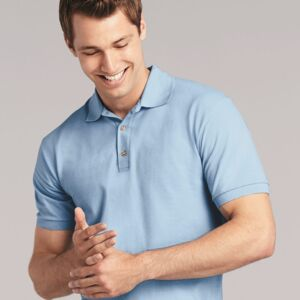 Gildan Premium Cotton Double Pique Sport Shirt Thumbnail
