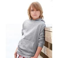 Youth Mid-weight Hooded Pullover Sweatshirt Thumbnail