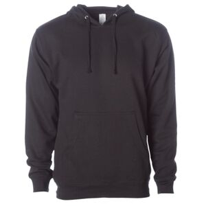 Independent Trading Midweight Hooded Pullover Sweatshirt Thumbnail