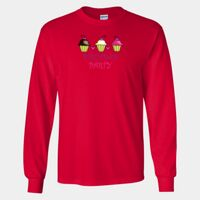 Gildan Ultra Cotton™ Long Sleeve T-Shirt Thumbnail