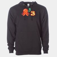 Midweight Hooded Pullover Sweatshirt Thumbnail