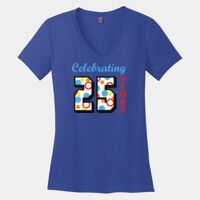 Women's Perfect Weight ® V Neck Tee Thumbnail